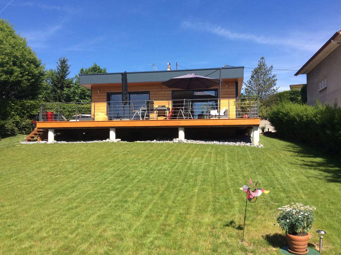 Construction de maison individuelle besan on cronos for Constructeur de maison besancon